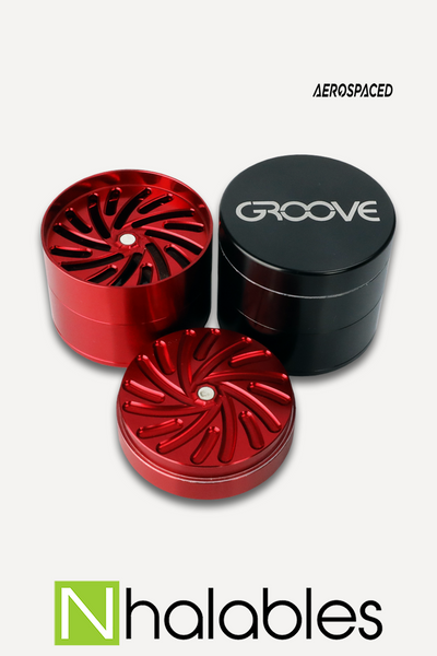 Aerospaced - Groove 4 Piece Grinder
