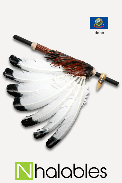 Owls Feather Glass – Chieftan *XL