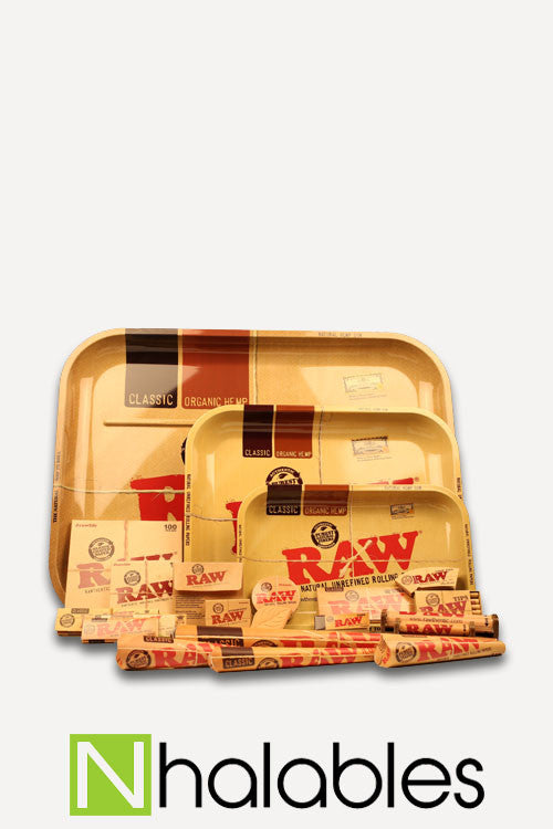 Raw papers and Accessories