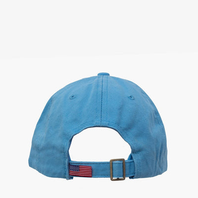 Cowhugger Logo Cap - Carolina Blue