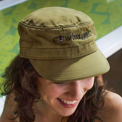 Cowhugger Twill Corp Hat