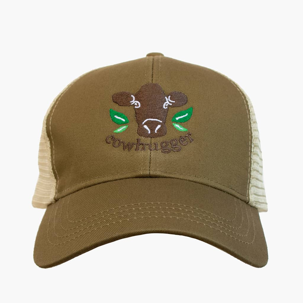 Cowhugger Embroidered Trucker Hat