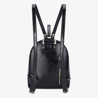Debut Mini Backpack in Black, Pink or Silver