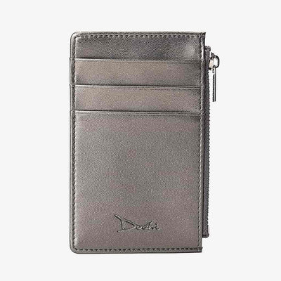 Doshi Women's Card Holder w/ID - Copper
