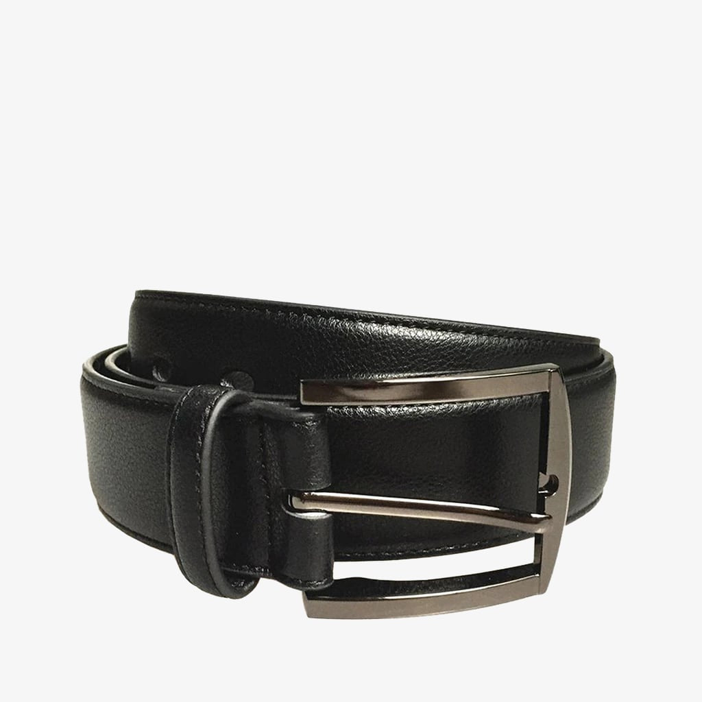 Doshi Polished Gunmetal Belt