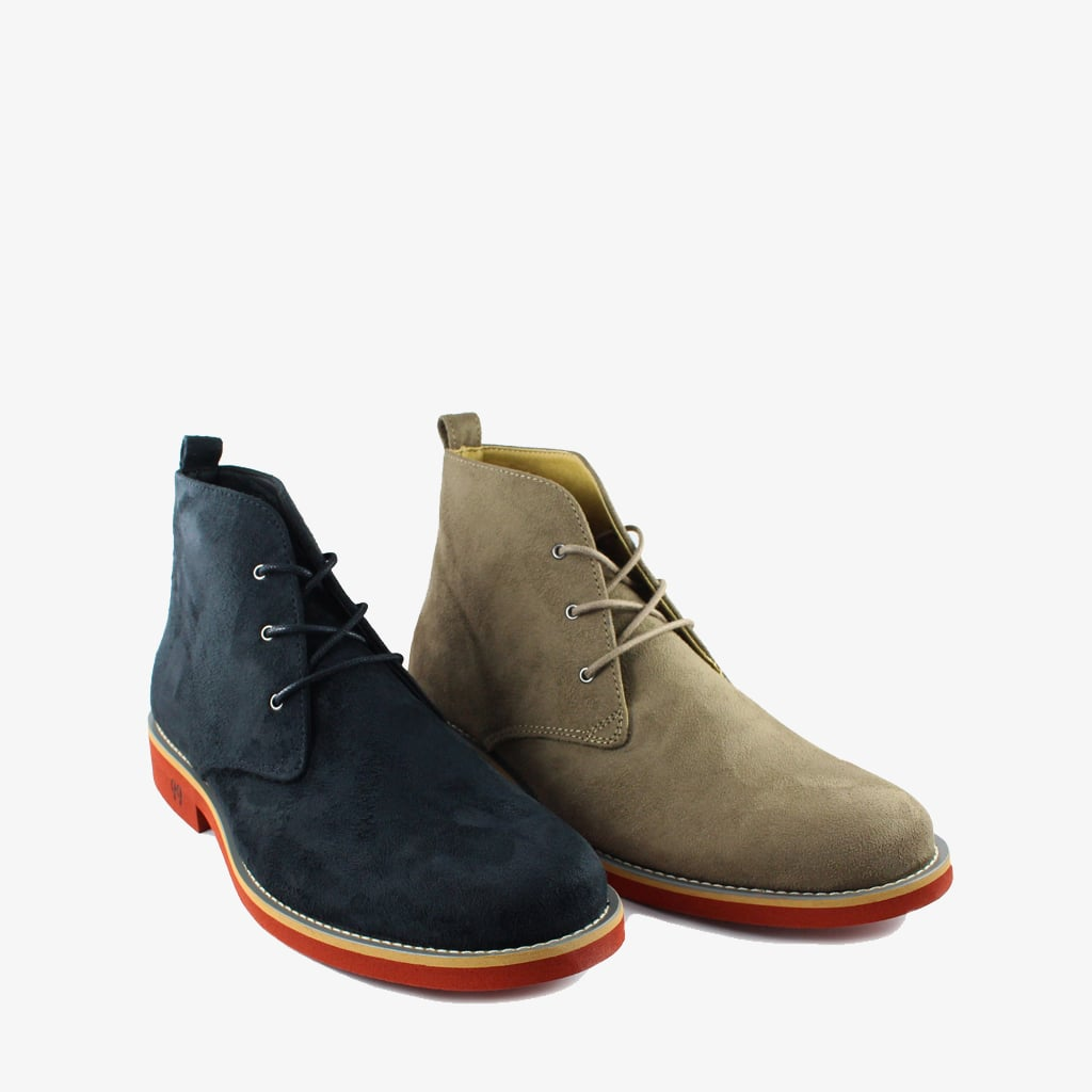 Ayita Desert Boot - Black or Beige