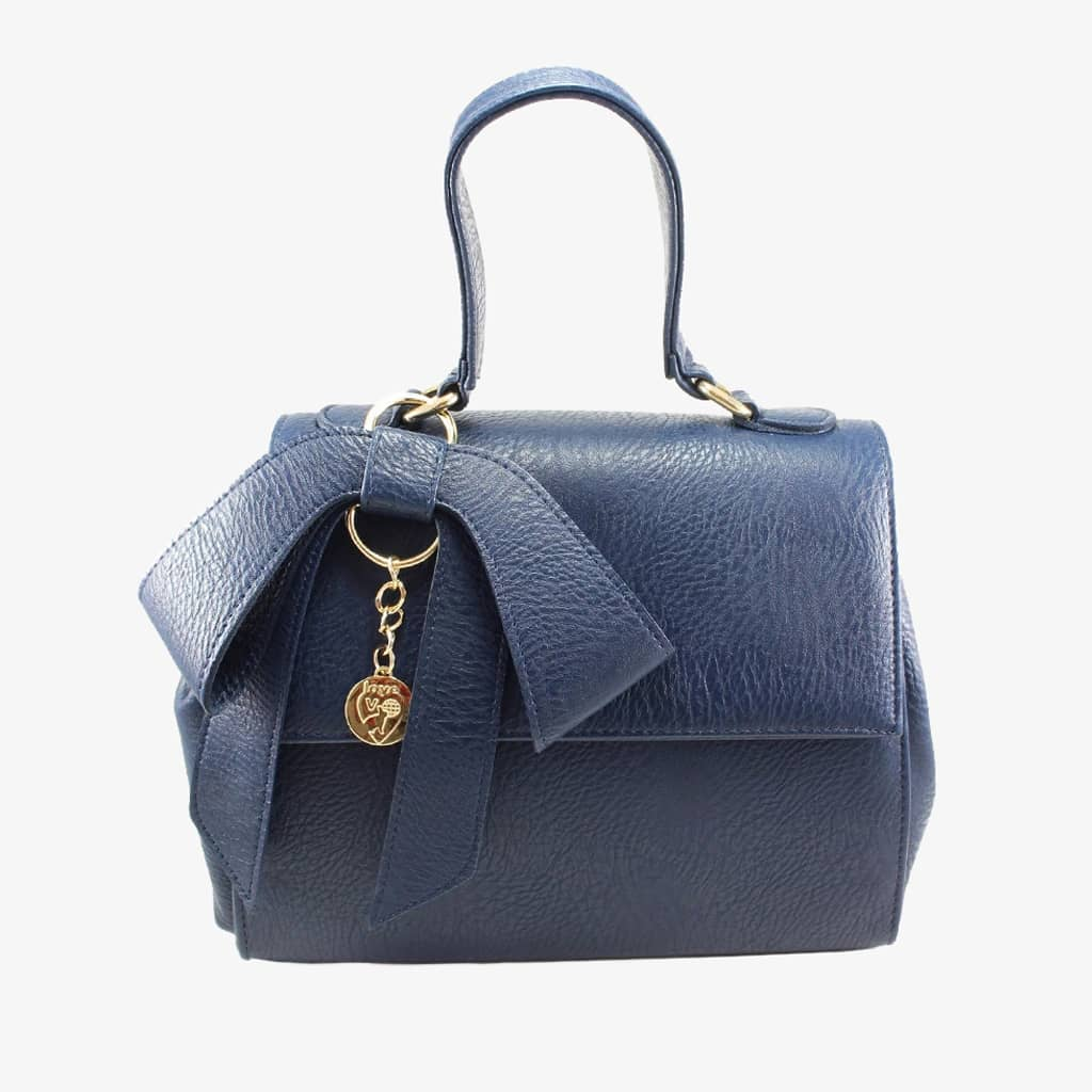 Cottontail Handbag - Navy