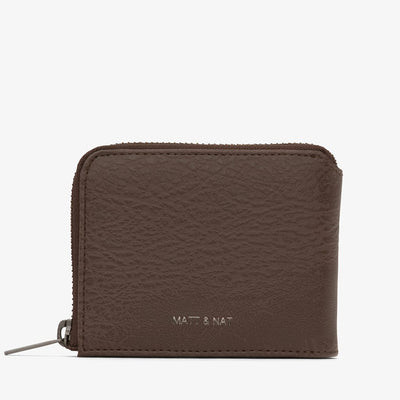 Musk Men's Wallet in Chestnut or Ink