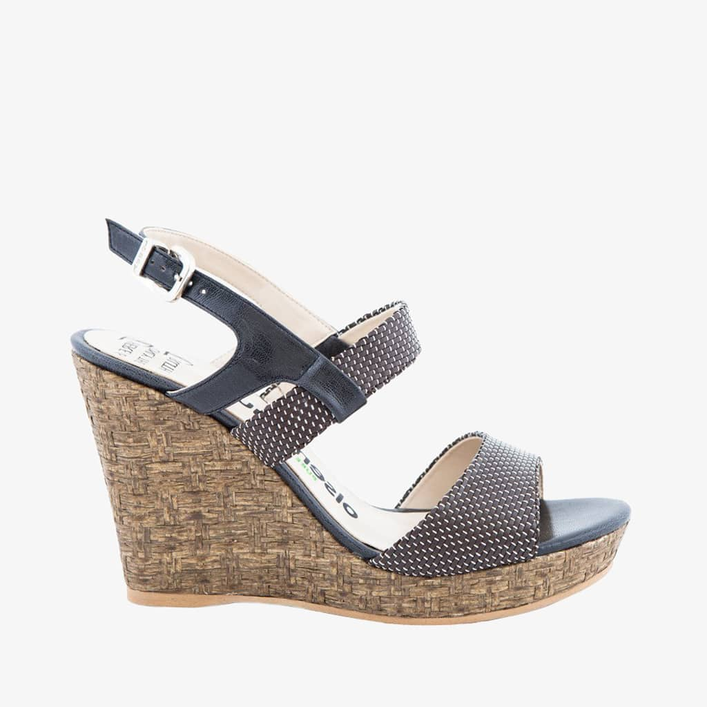 Tribe Wedge Sandal