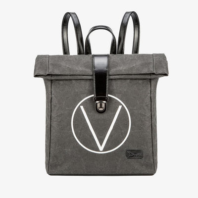 Debut Paper Backpack - Activist Black