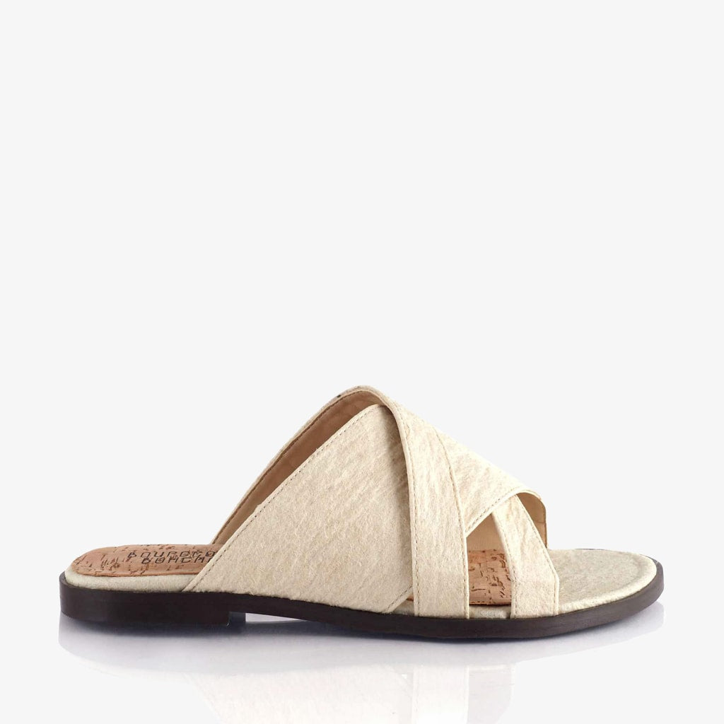 Victoria Women's Pineapple Slide Sandals