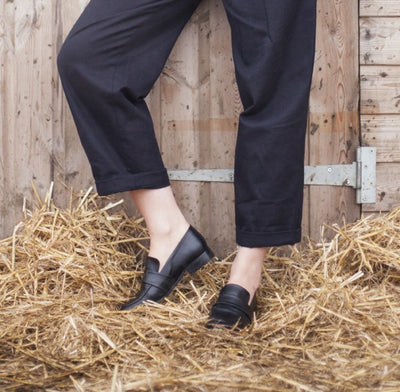 Olivia Loafer - Black