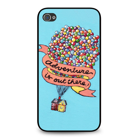 Adventure Is Out There Pixar Disney iPhone 4 4S case