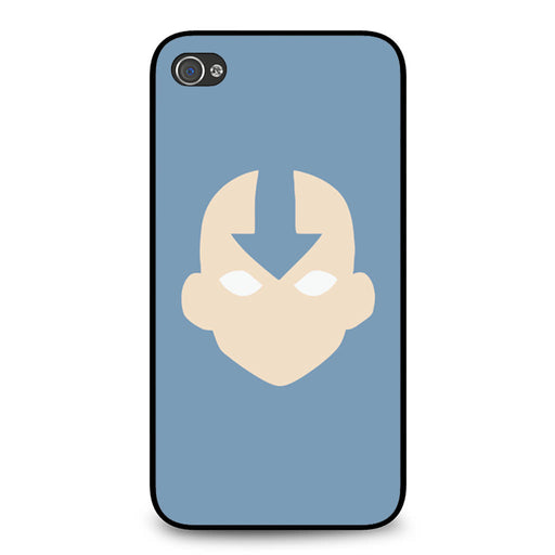 Aang The Last Airbender iPhone 4 4S case