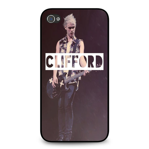 5 Seconds Of Summer Clifford iPhone 4 4S case