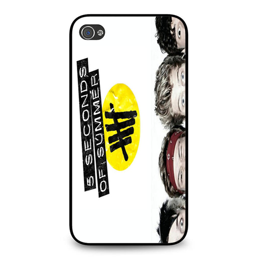 5 Seconds of Summer 5SOS Funny Eyes iPhone 4 4S case