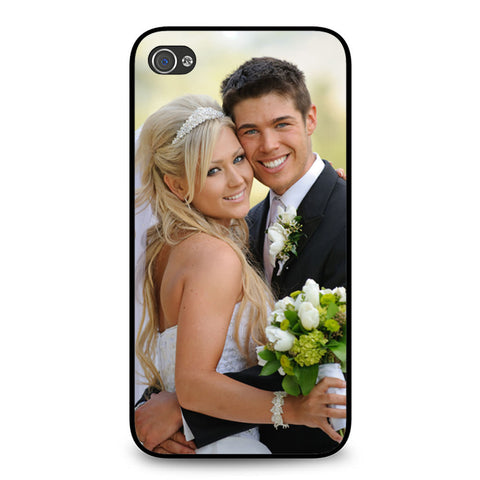 Personalized Teeth Whitening iPhone 4 4S case