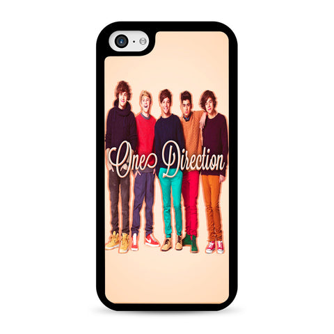 1D One Direction Personnel iPhone 5C case