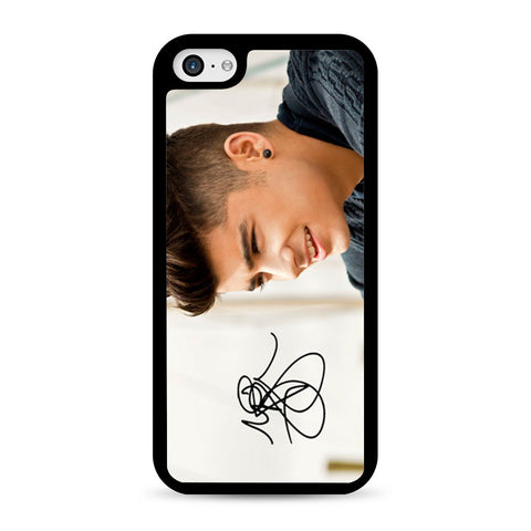 1D Zayn Malik Signature iPhone 5C case