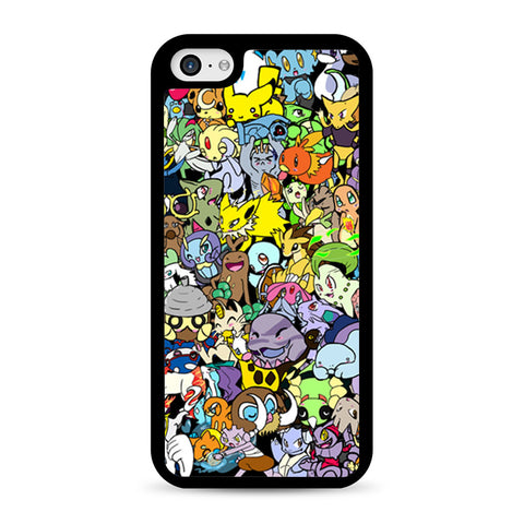 Adorable Pokemon Character iPhone 5C case