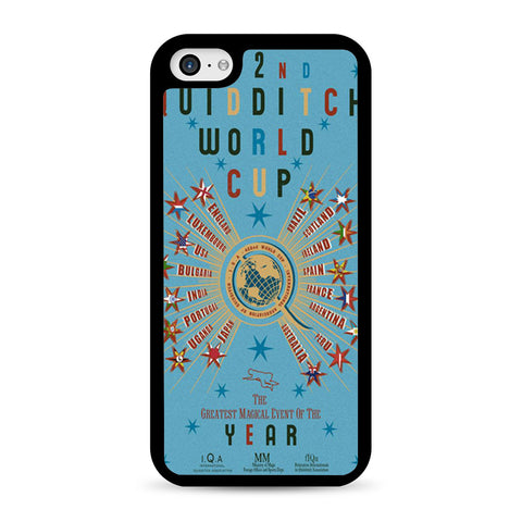 422nd Quidditch World Cup Poster iPhone 5C case