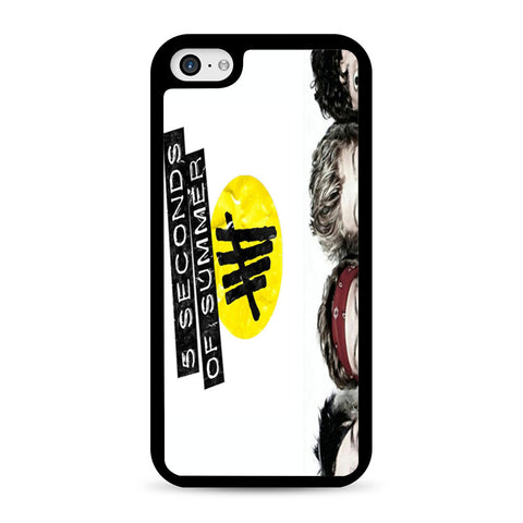 5 Seconds of Summer 5SOS Funny Eyes iPhone 5C case