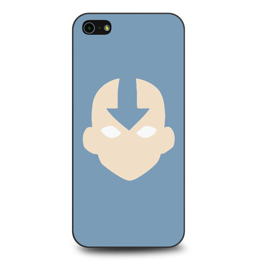 Aang The Last Airbender iPhone 5 5s SE case