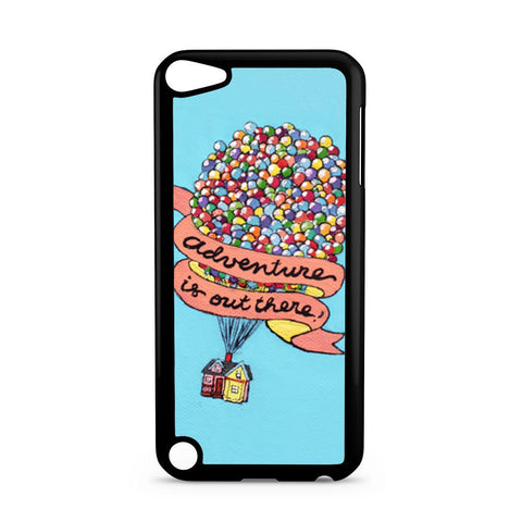 Adventure Is Out There Pixar Disney iPod Touch 5 case