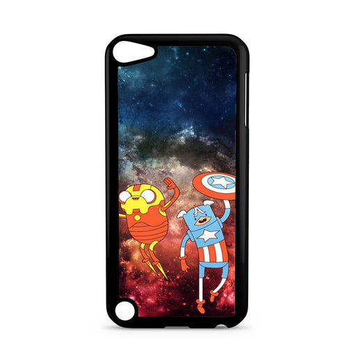 Adventure Time Avenger In Galaxy Space iPod Touch 5 case