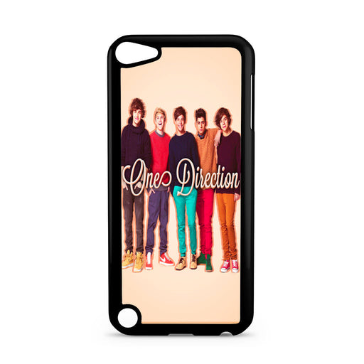 1D One Direction Personnel iPod Touch 5 case