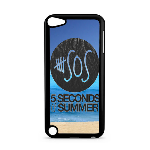 5 Seconds of Summer Beach iPod Touch 5 case