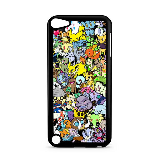 Adorable Pokemon Character iPod Touch 5 case