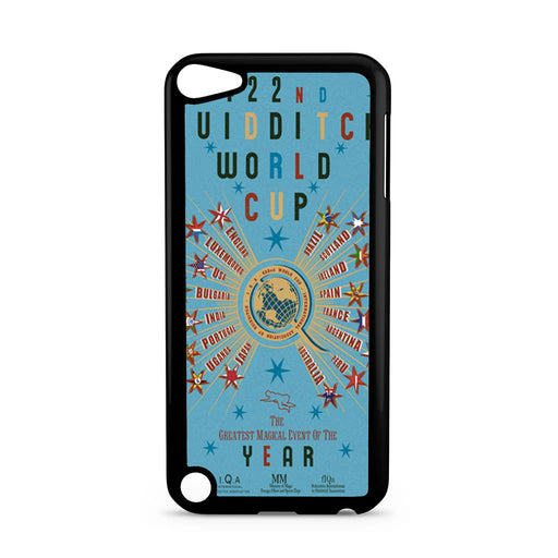 422nd Quidditch World Cup Poster iPod Touch 5 case