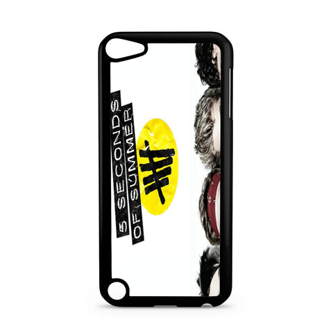 5 Seconds of Summer 5SOS Funny Eyes iPod Touch 5 case