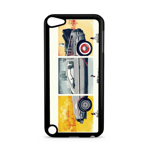 Back To The Future DeLorean DMC 12 iPod Touch 5 case