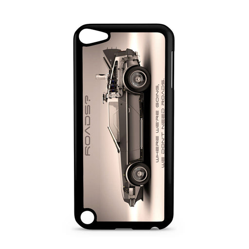 DeLorean DMC-12 iPod Touch 5 case