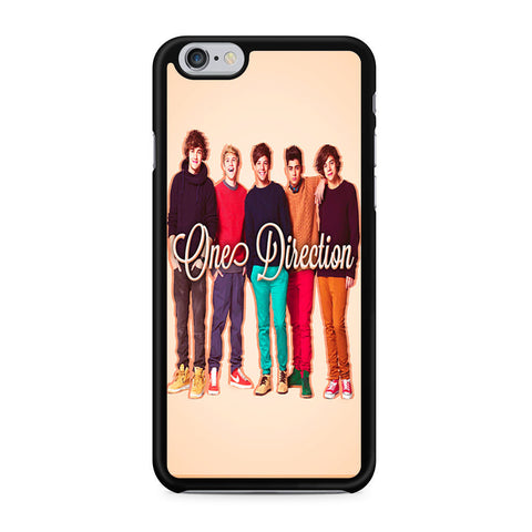 1D One Direction Personnel iPhone 6 6s case