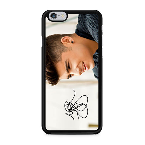 1D Zayn Malik Signature iPhone 6 6s case
