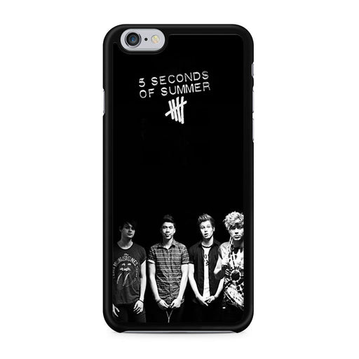 5 Seconds of Summer B/W Photograph iPhone 6 6s case