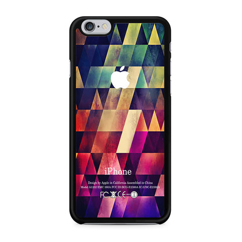 Abstract Apple Geometric iPhone 6 6s case