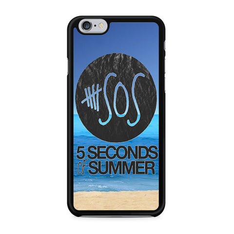 5 Seconds of Summer Beach iPhone 6 6s case