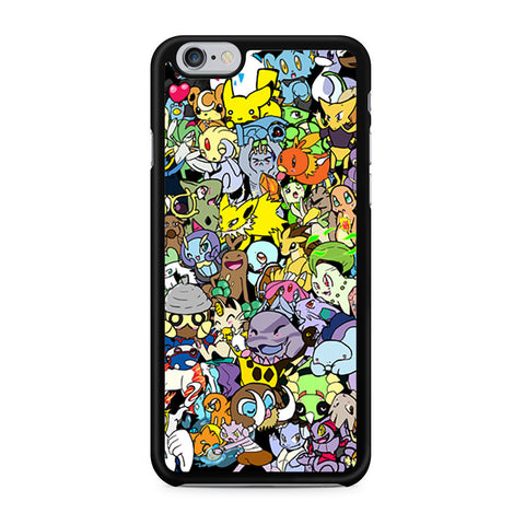 Adorable Pokemon Character iPhone 6 6s case