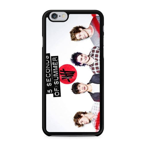 5 Seconds of Summer 5SOS Band iPhone 6 6s case