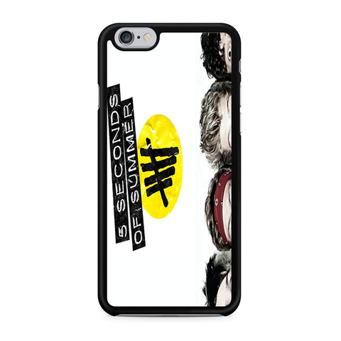 5 Seconds of Summer 5SOS Funny Eyes iPhone 6 6s case