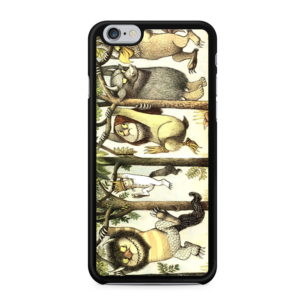 Where the Wild Things Are iPhone 6 6s case