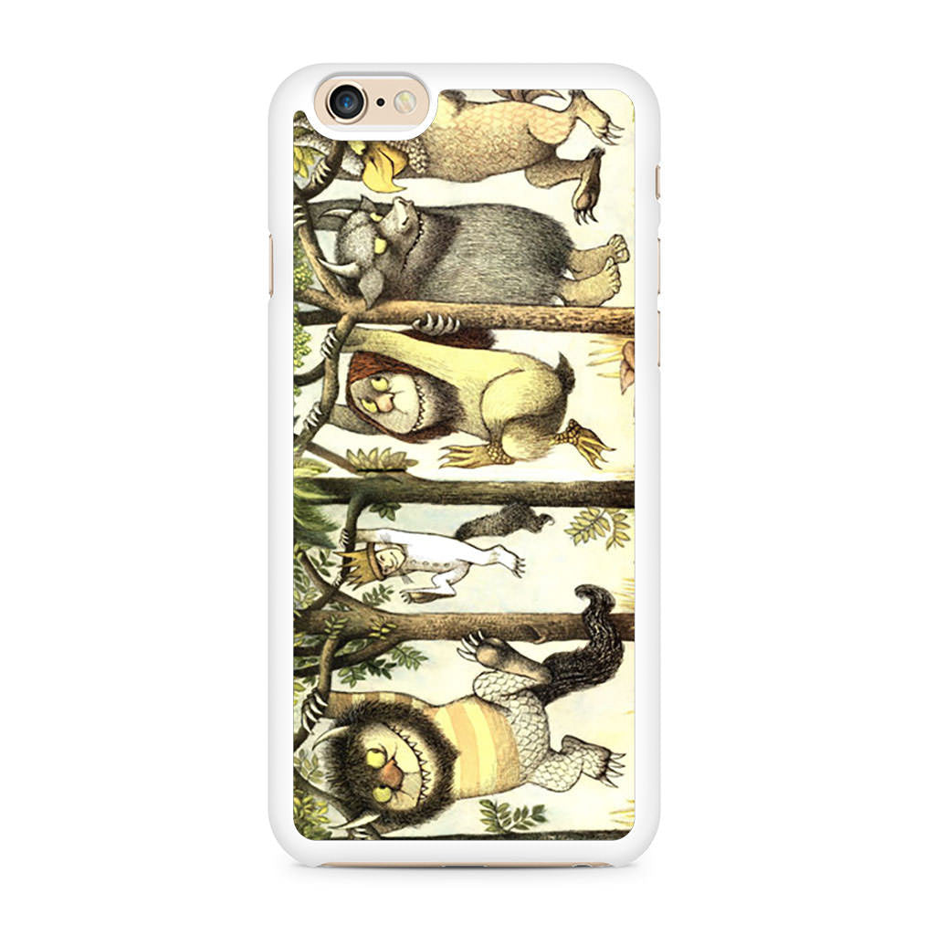 Where the Wild Things Are iPhone 6/6s case