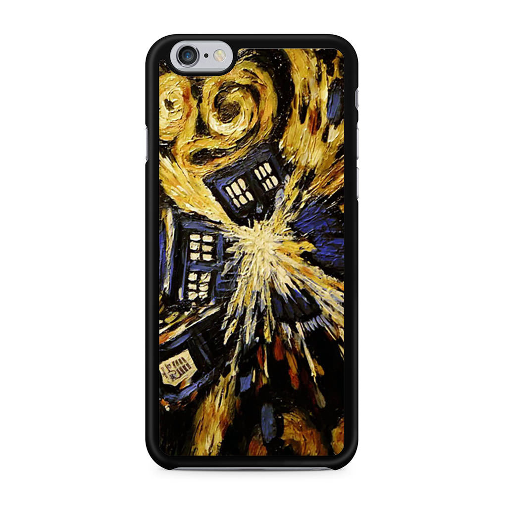 Tardis Doctor Who iPhone 6 6s case