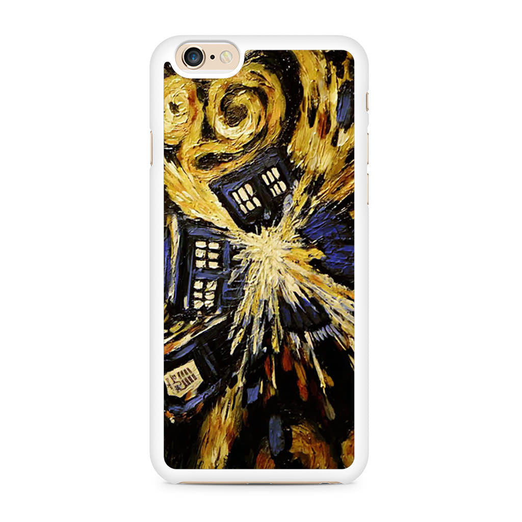 Tardis Doctor Who iPhone 6/6s case