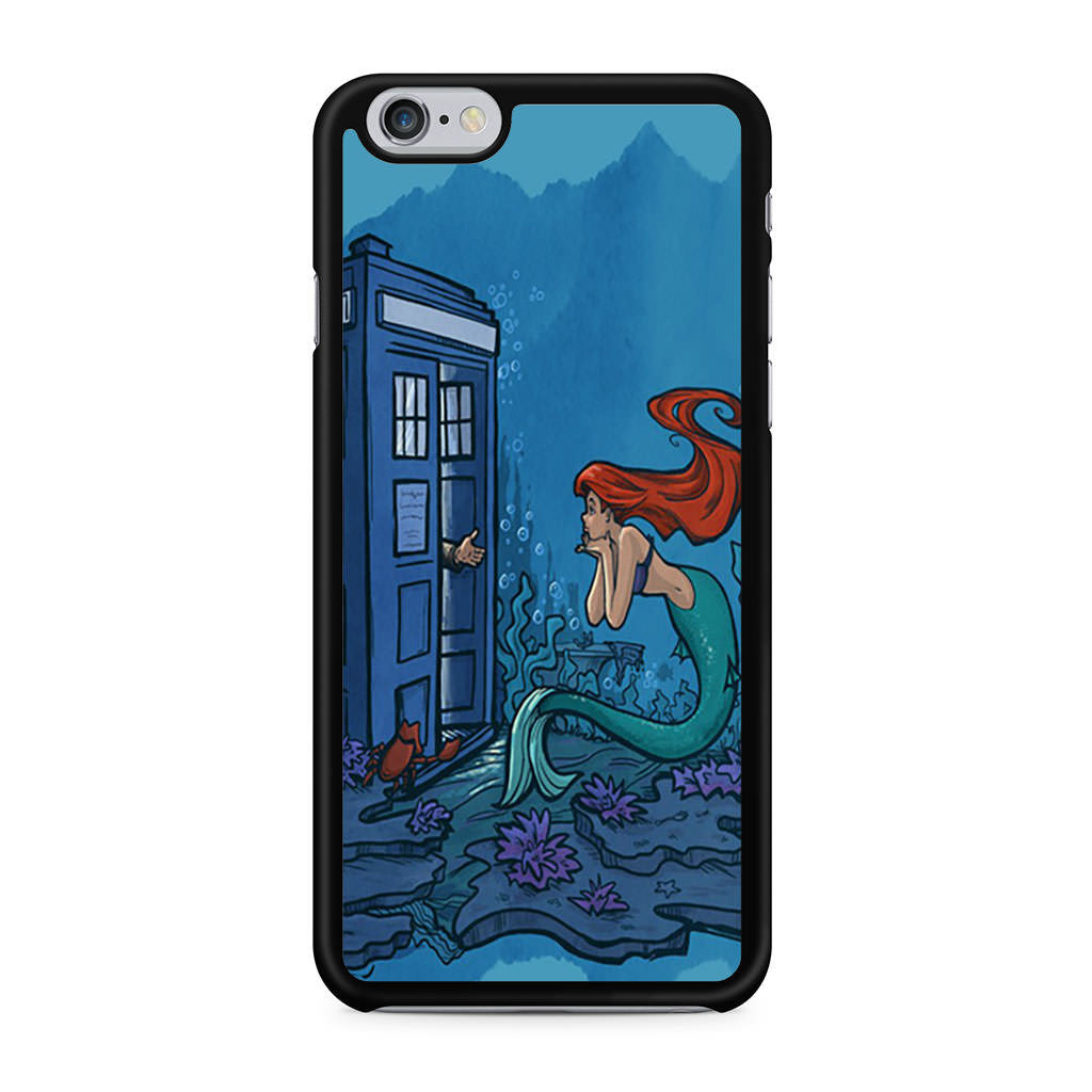 Tardis Dr Who iPhone 6 6s case