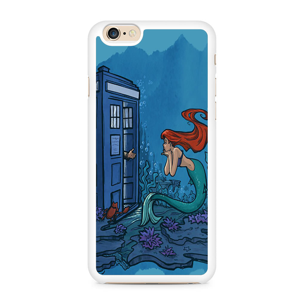 Tardis Dr Who iPhone 6/6s case